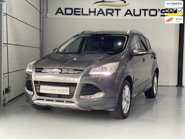 Ford Kuga occasion - Adelhart Autos