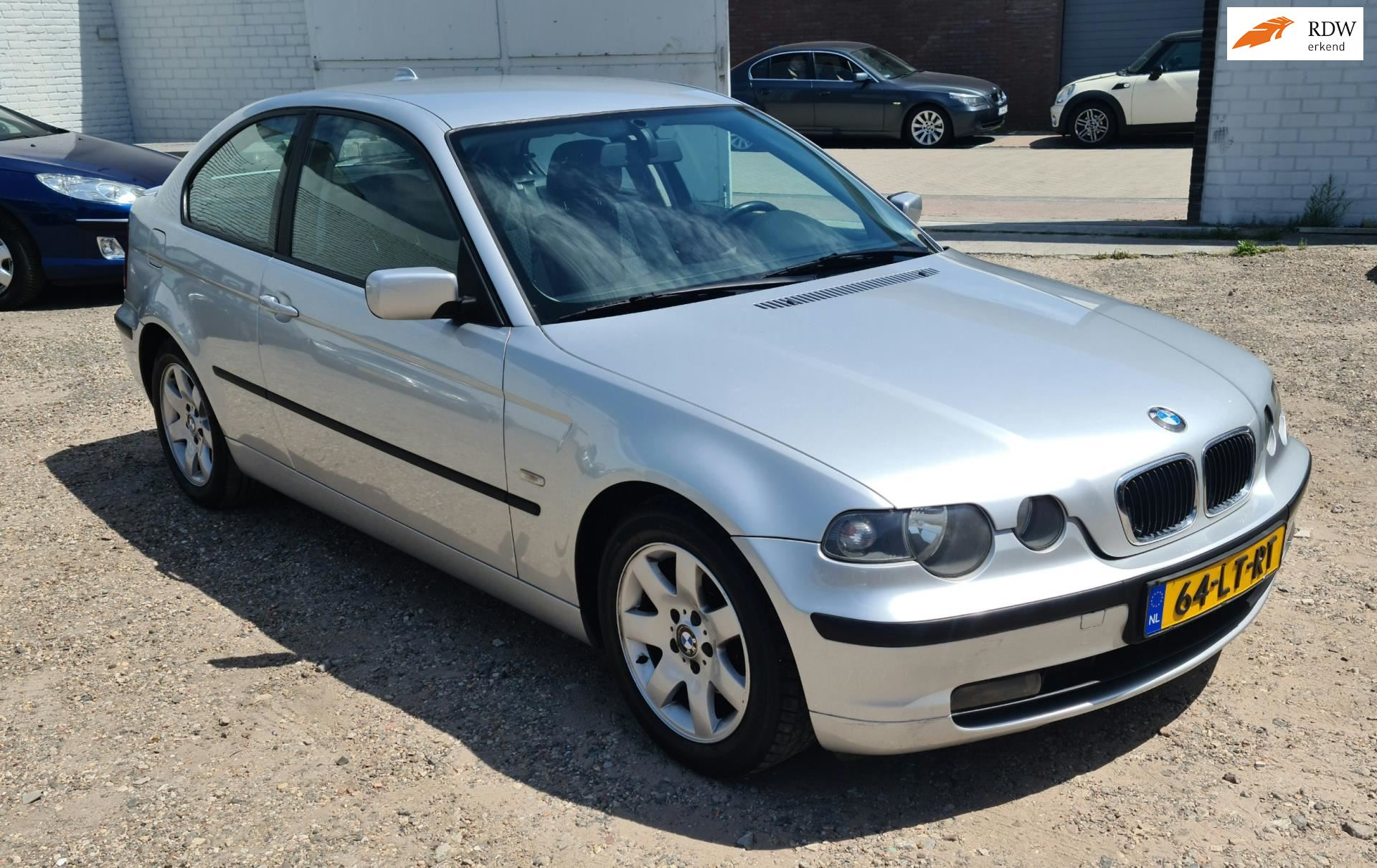 BMW 3-serie Compact occasion - DeAuto nl