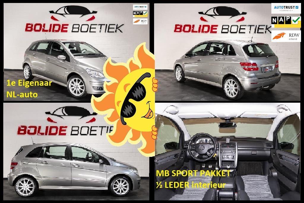 Mercedes-Benz B-klasse occasion - Bolide Boetiek