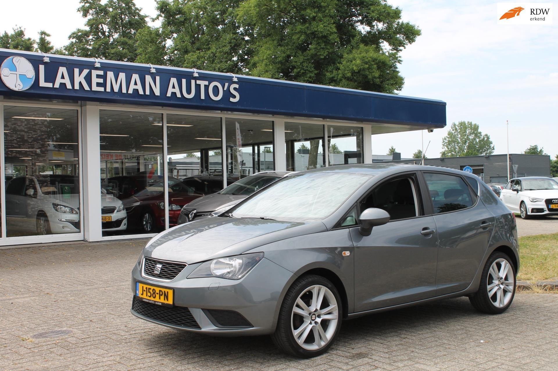 Seat Ibiza occasion - Lakeman auto's Almere B.V.