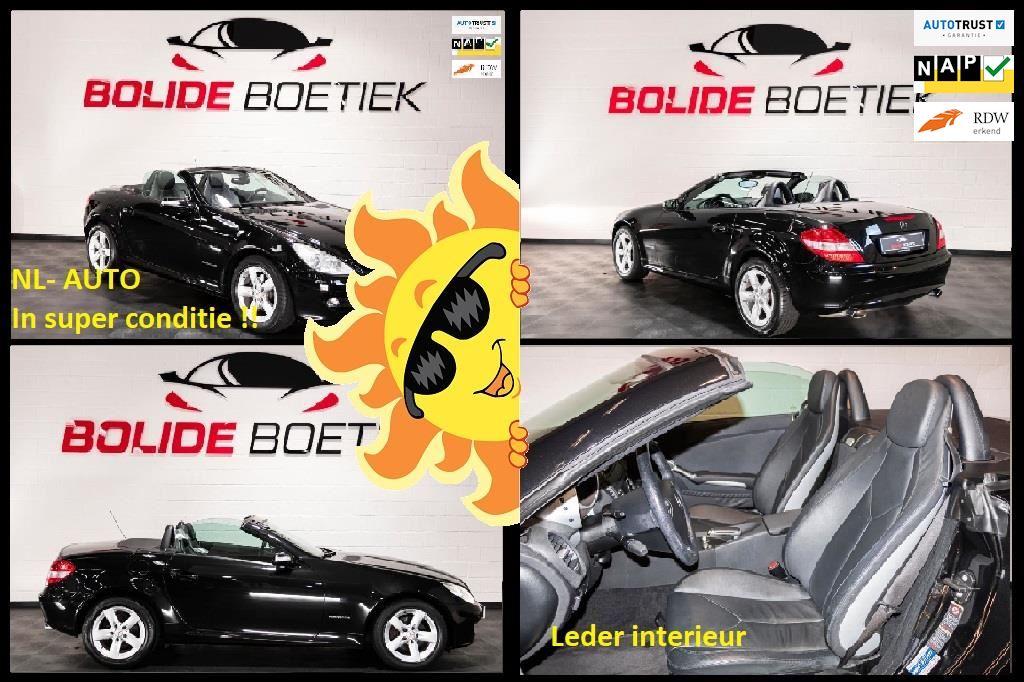 Mercedes-Benz SLK-klasse occasion - Bolide Boetiek