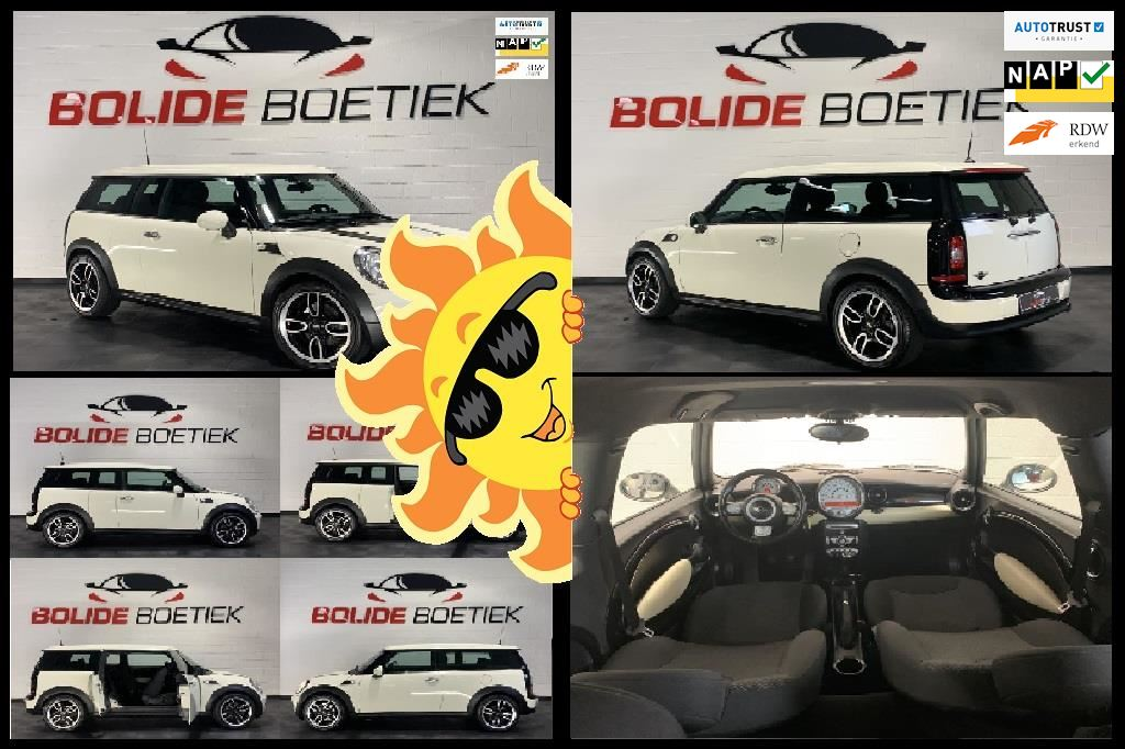 Mini Mini Clubman occasion - Bolide Boetiek