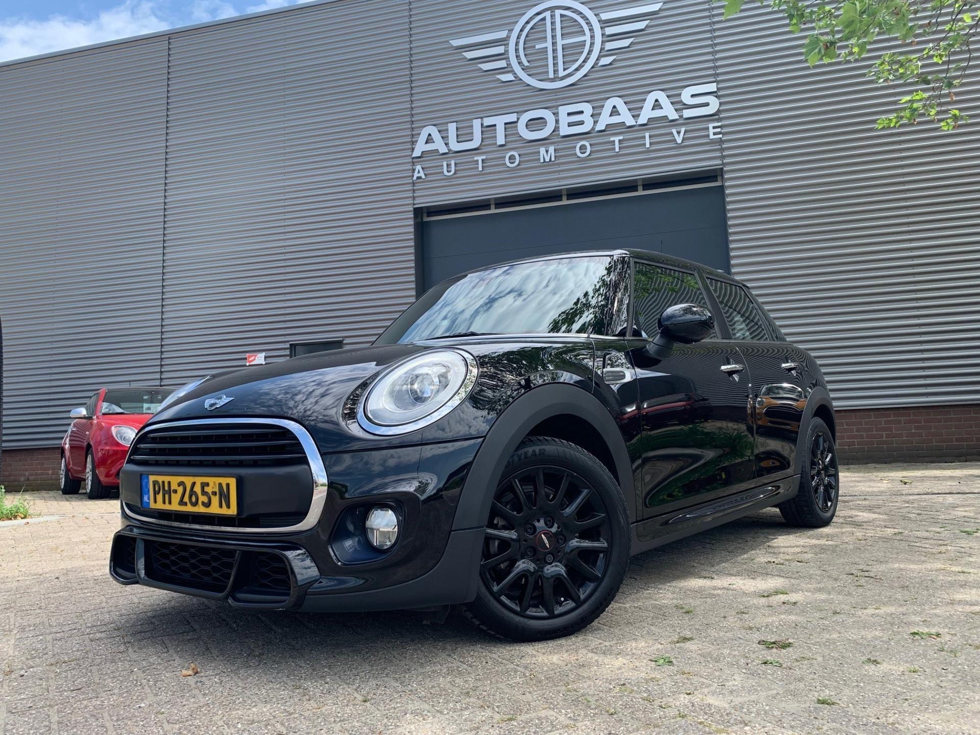 Mini Mini occasion - Autobaas Automotive
