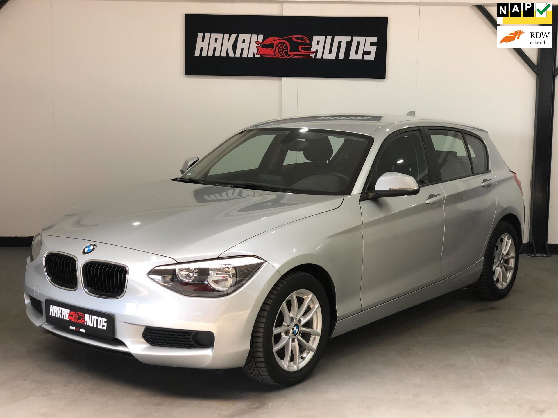 BMW 1-serie occasion - Hakan Auto's