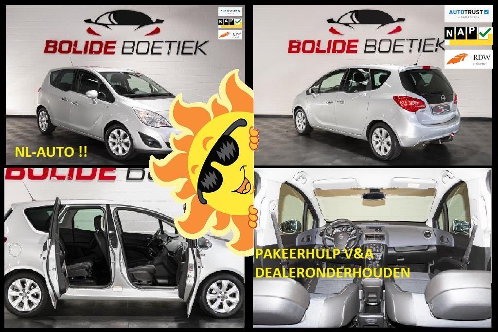 Opel Meriva occasion - Bolide Boetiek