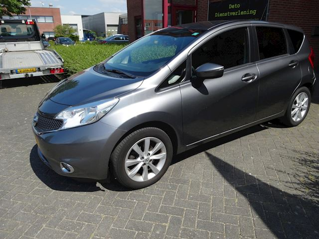 Nissan Note 1.2 DIG-S Connect Edition Airco/Keyless Entry
