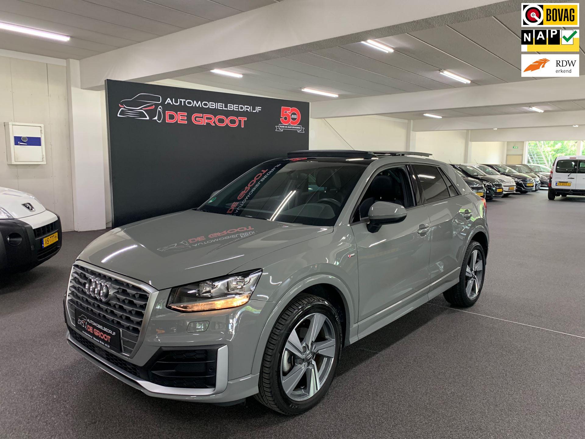 Audi Q2 occasion - Automobielbedrijf de Groot