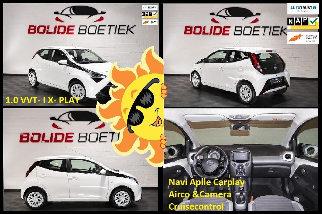 Toyota Aygo occasion - Bolide Boetiek