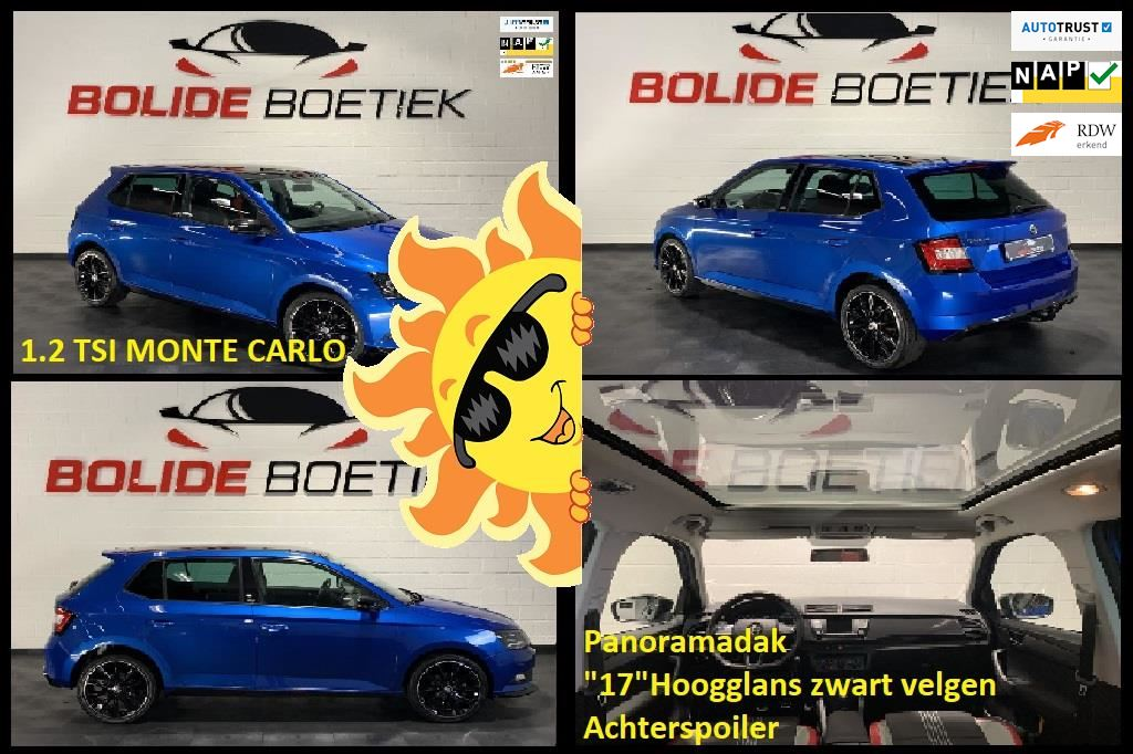 Skoda Fabia occasion - Bolide Boetiek