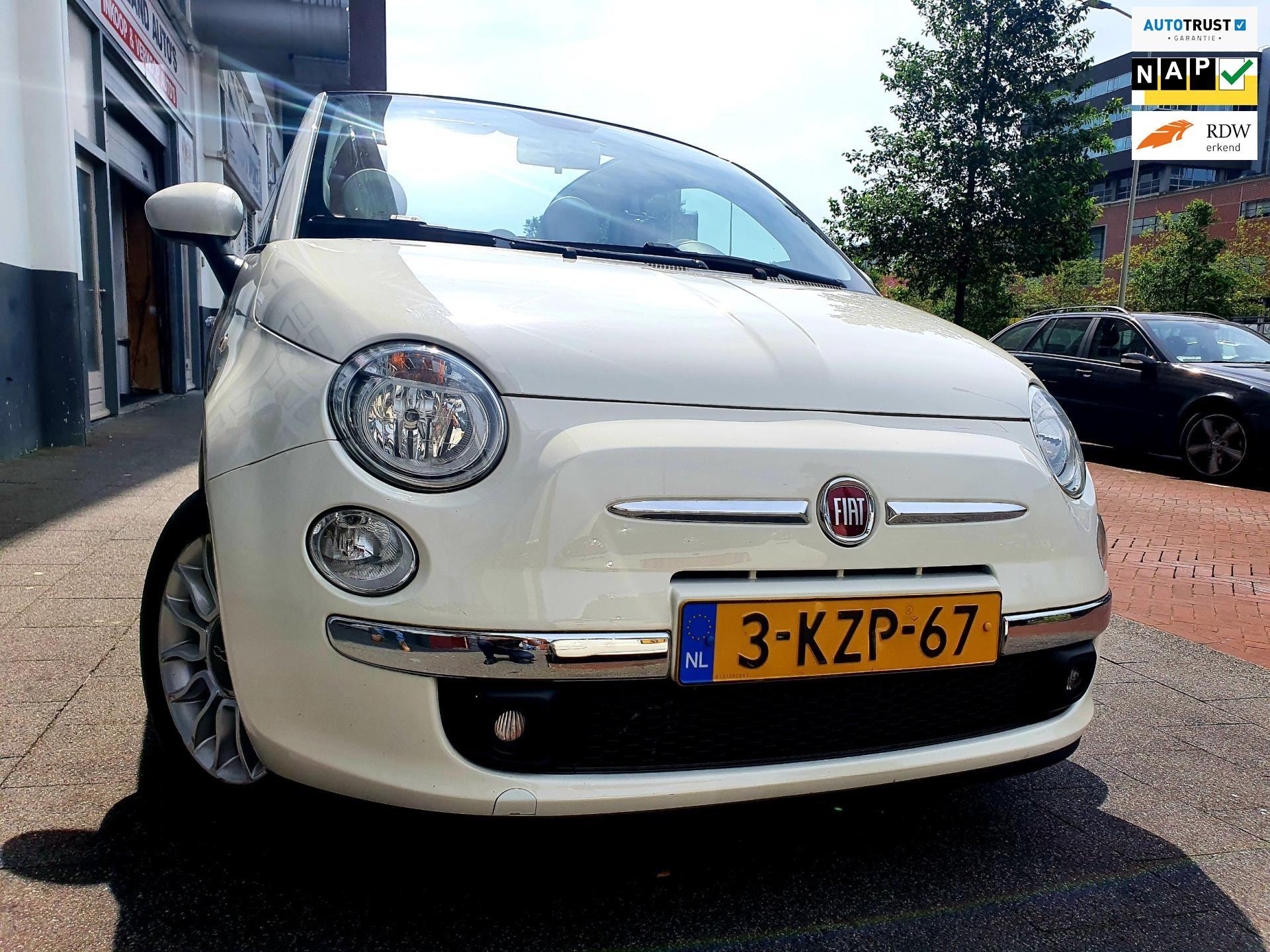 Fiat 500 C occasion - Haagland Auto's