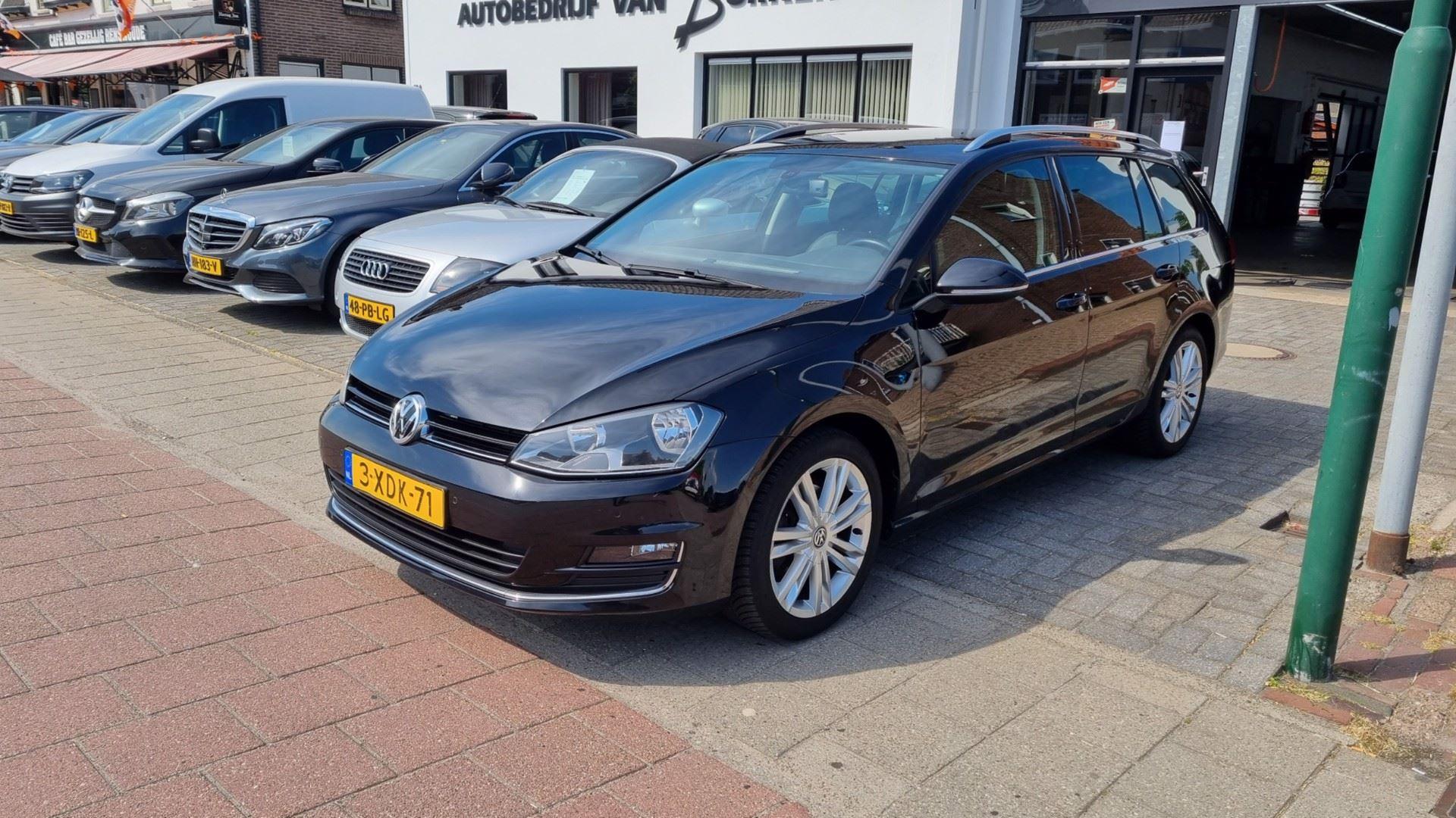 Volkswagen Golf Variant occasion - Autobedrijf van Burken