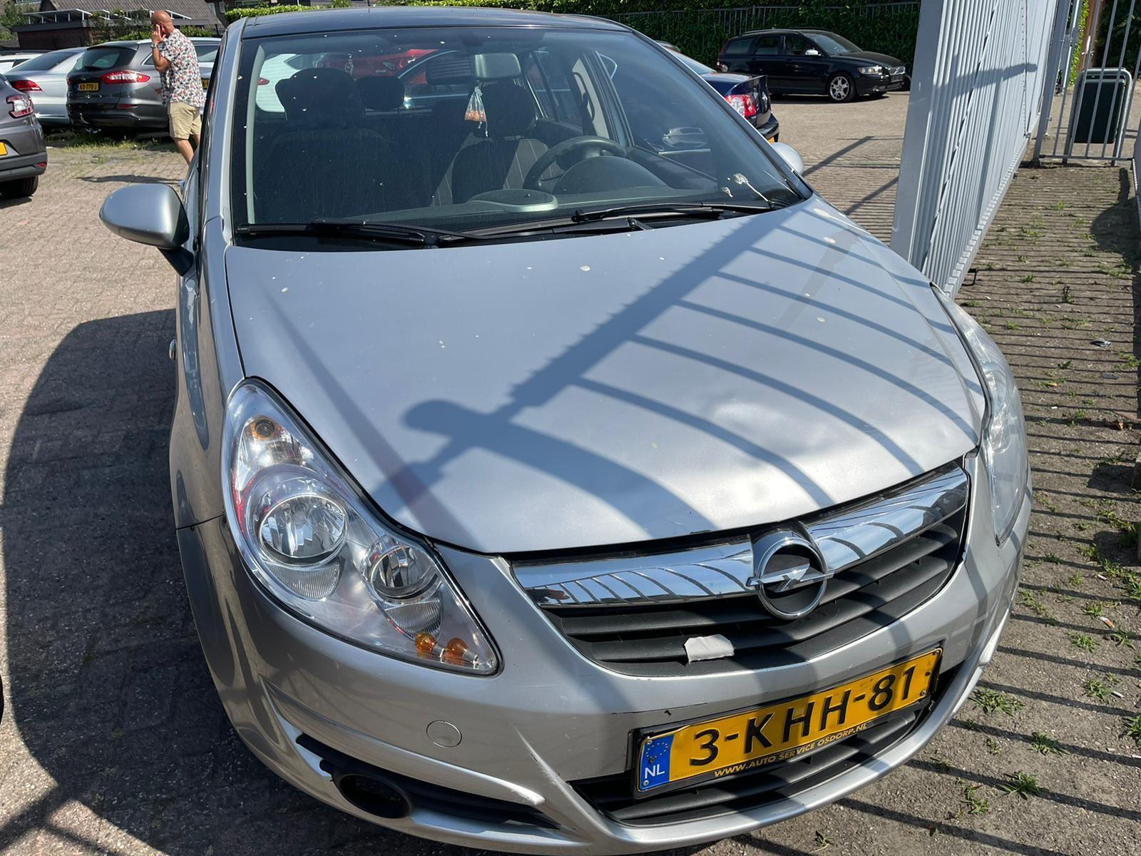 Opel Corsa occasion - DDM Export B.V.