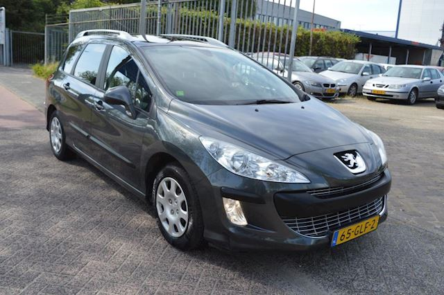 Peugeot 308 SW 1.6 VTi XS bj08 airco cruise 7 persoons