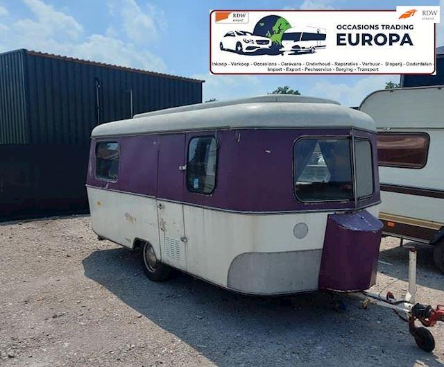 Eriba TROLL occasion - Caravanhandel Brabant - Sprundel