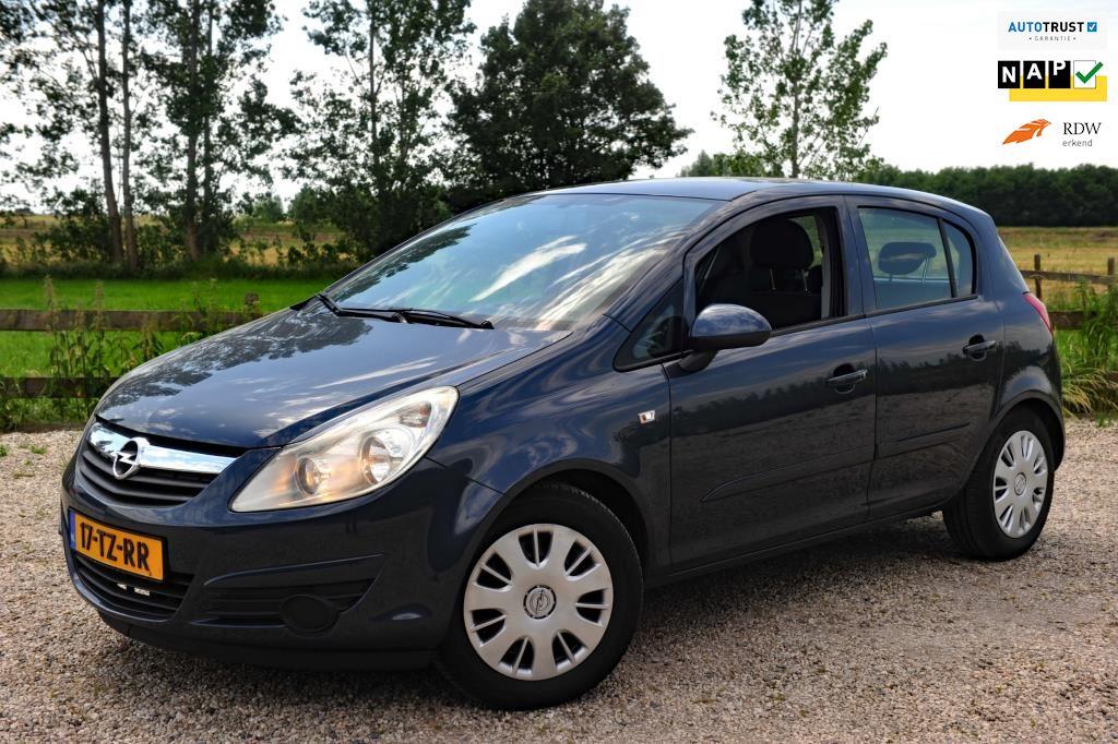 Opel Corsa occasion - Pauw Auto's