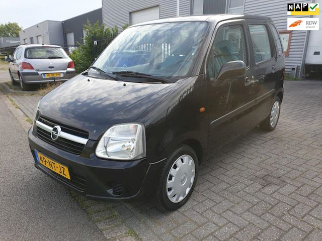 Opel Agila 1.2-16V Enjoy 5 deurs