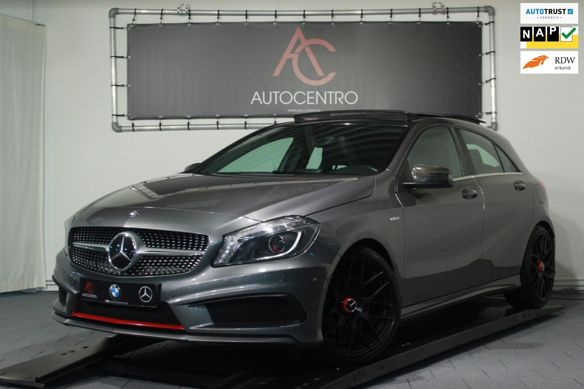 Mercedes-Benz A-klasse occasion - Autocentro