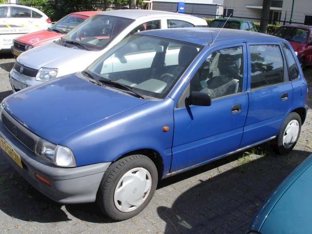 Suzuki Alto 1.0-16V GA