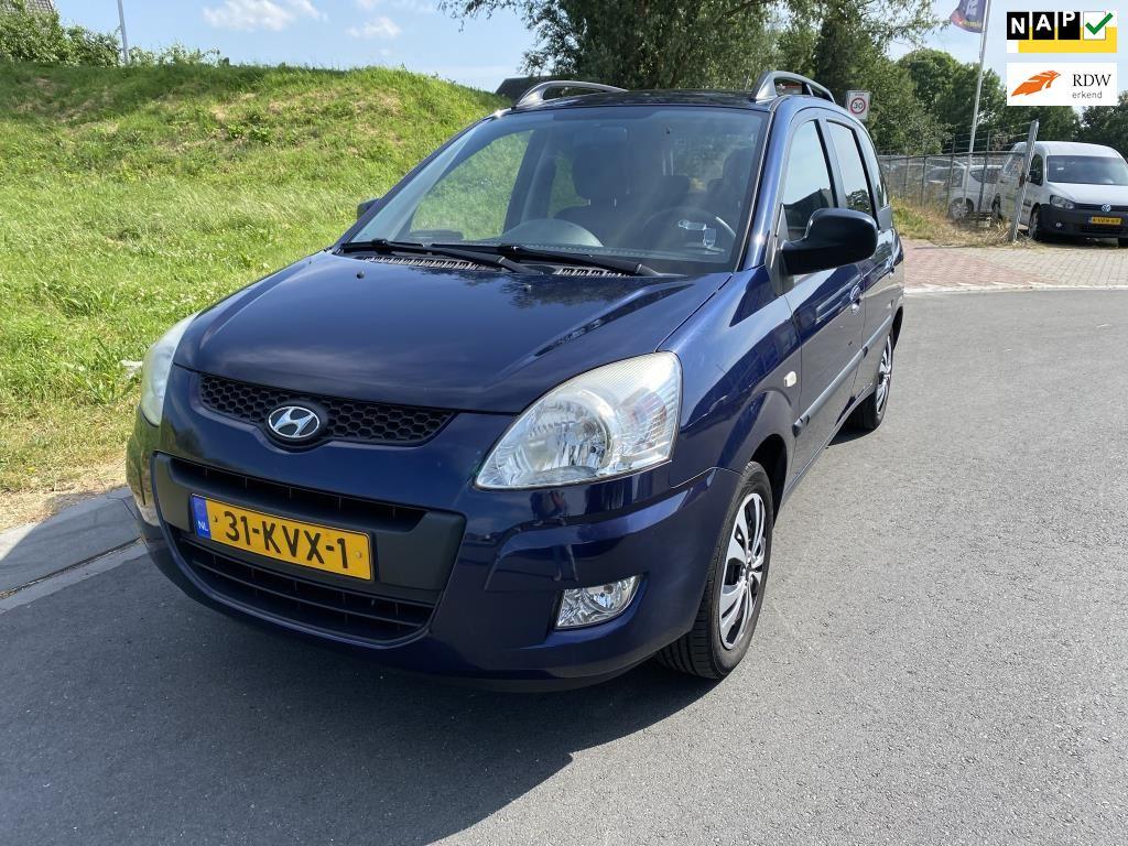 Hyundai Matrix occasion - RW Cars