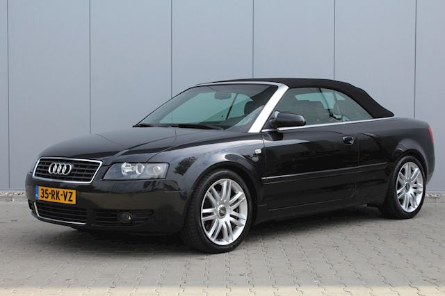 Audi A4 Cabriolet occasion - Smit Auto's