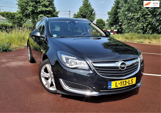 Opel Insignia Sports Tourer occasion - OTC Auto's