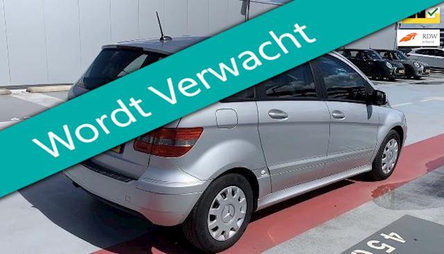 Mercedes-Benz B-klasse 170 116pk 2e eigenaar Navi Airco Hoge instap
