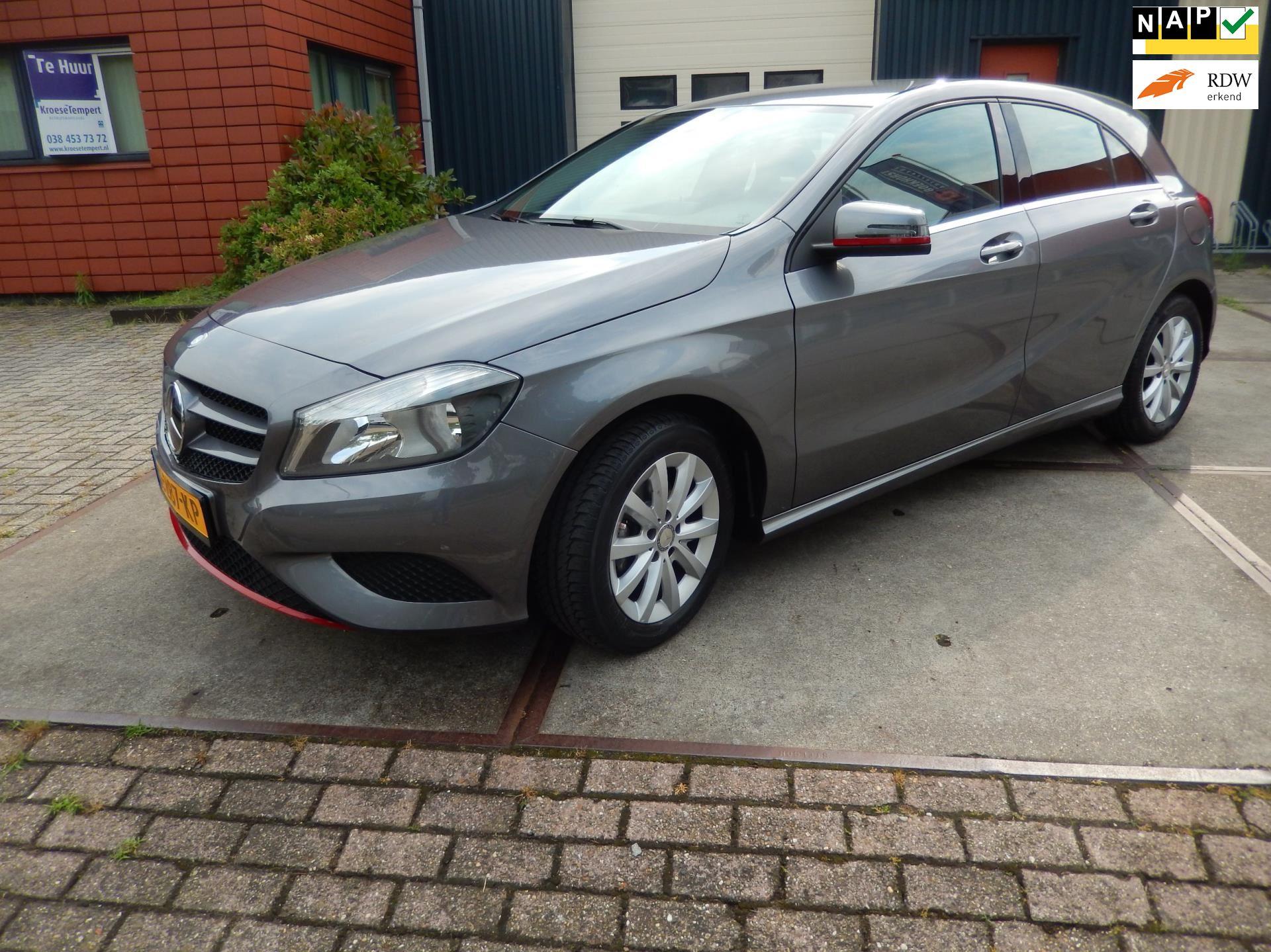 Mercedes-Benz A-klasse occasion - Auto Discount Zwolle