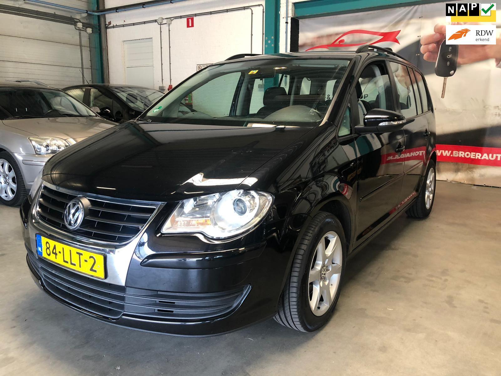 Volkswagen Touran occasion - Broer Autohandel