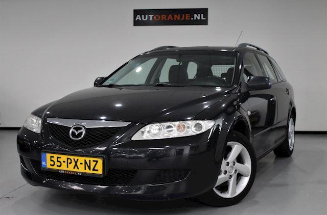 Mazda 6 Sportbreak 1.8i Exclusive, NAVI, Clima, Cr Control, NAP!!