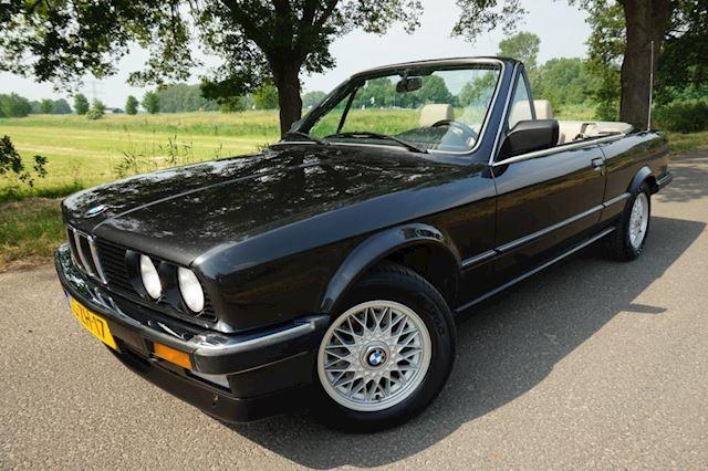 """BMW E30 325i Cabrio """"Origineel Roestvrij"""""""