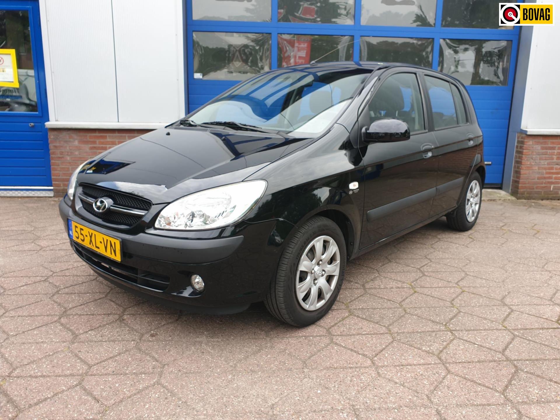 Hyundai Getz occasion - Autobedrijf  Maathuis Hengelo