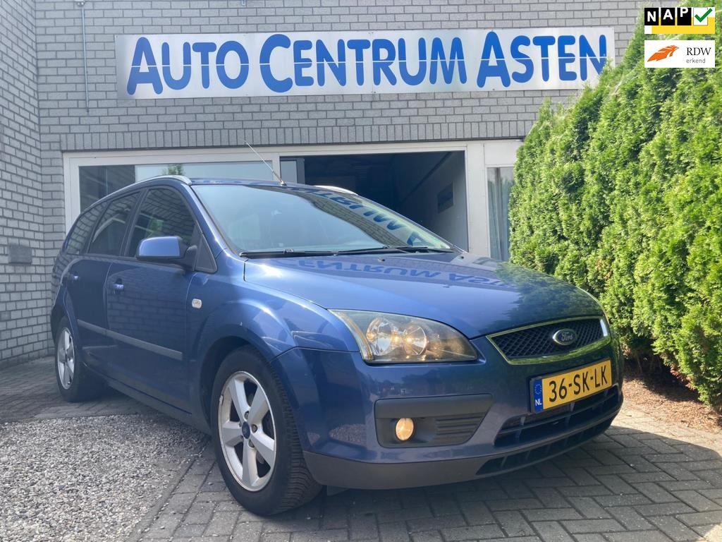 Ford Focus Wagon occasion - Auto Centrum Asten