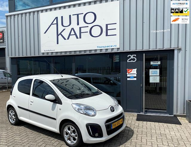 Citroen C1 1.0 First Edition Airco LMV Privacy glas LED 5drs