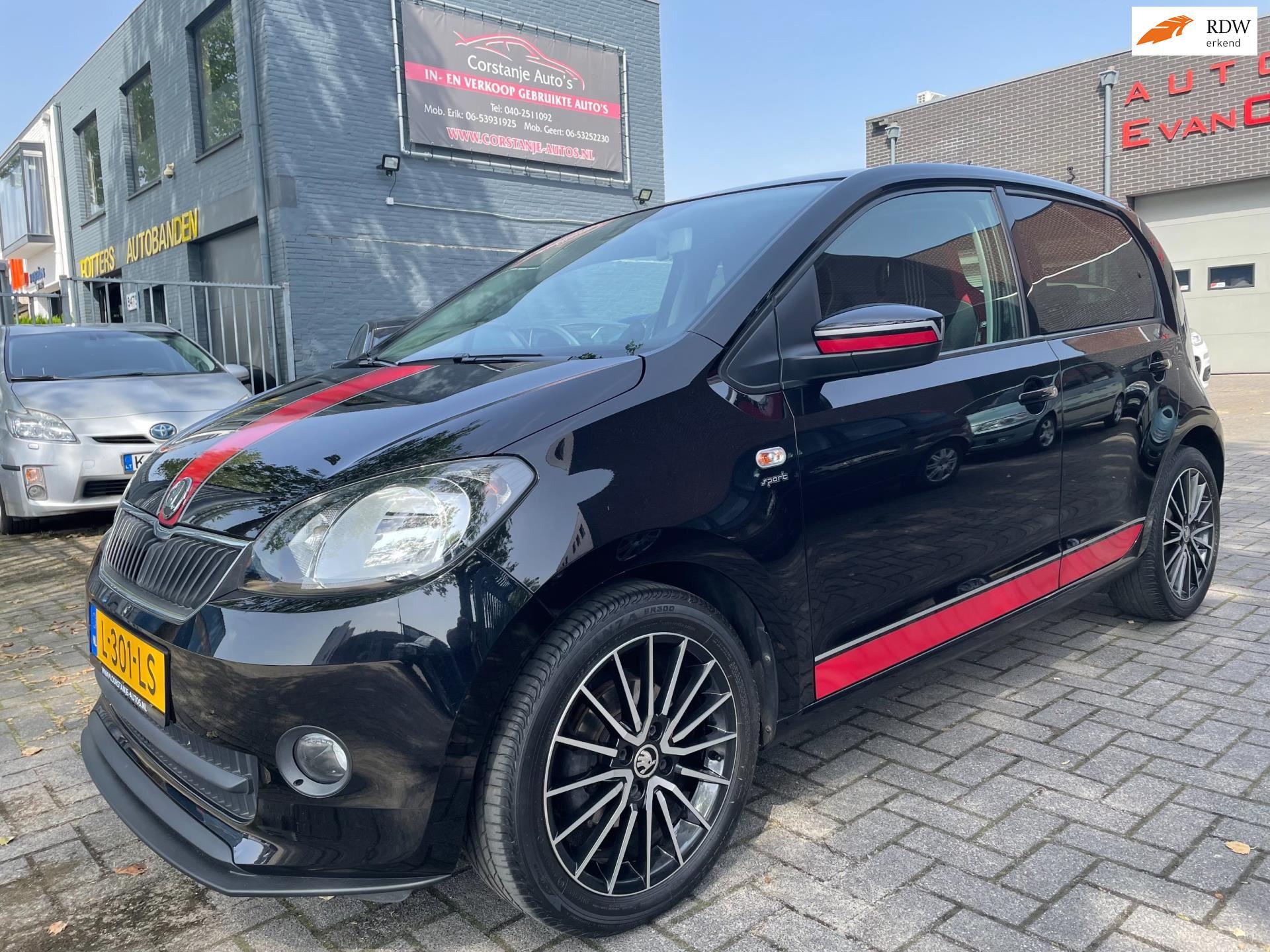 Skoda Citigo occasion - Corstanje Auto`s