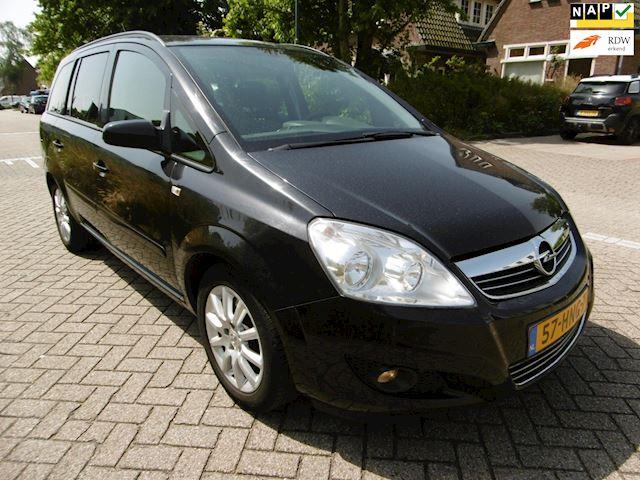 Opel Zafira 2.2 Temptation 150pk Automaat 1e eig Airco 7 persoons Cruise