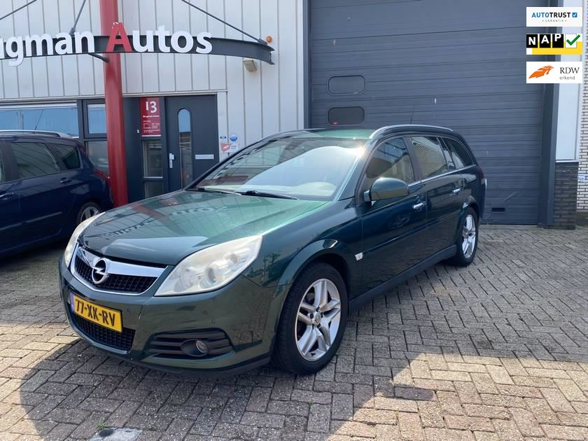 Opel Vectra Wagon occasion - Brugman Auto's