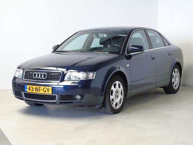 Audi A4 occasion - van Dijk auto's