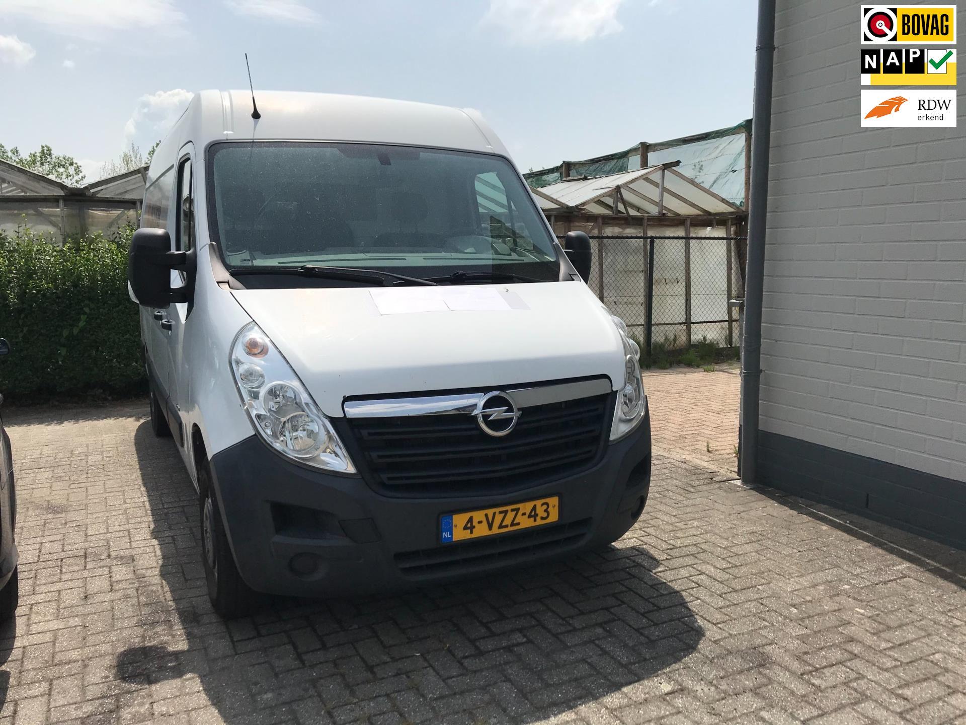 Opel Movano occasion - Autobedrijf Van Boxel VOF