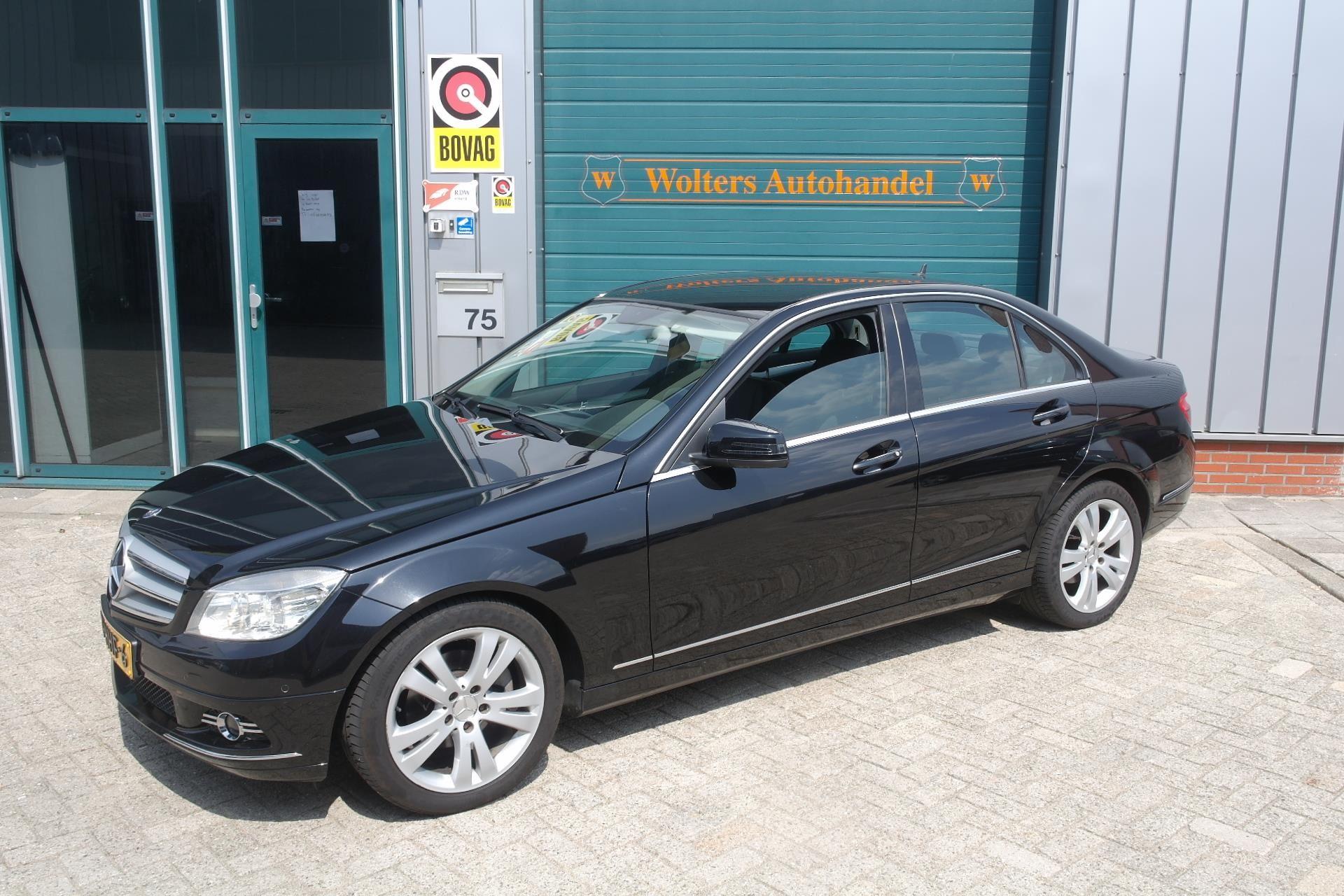 Mercedes-Benz C-klasse occasion - Wolters Autohandel