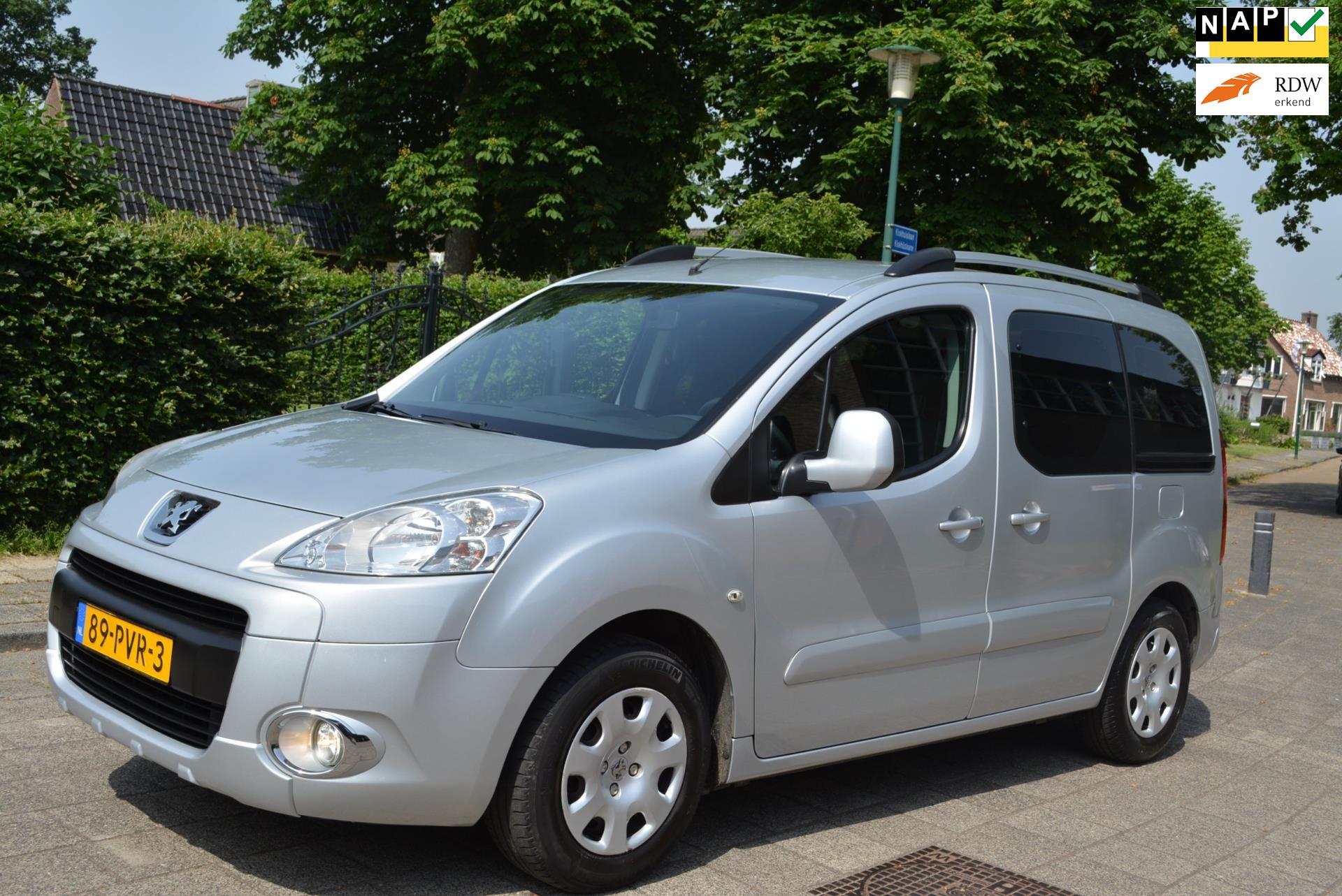 Peugeot Partner Tepee occasion - Autobedrijf Kiewiet (Auto 25)