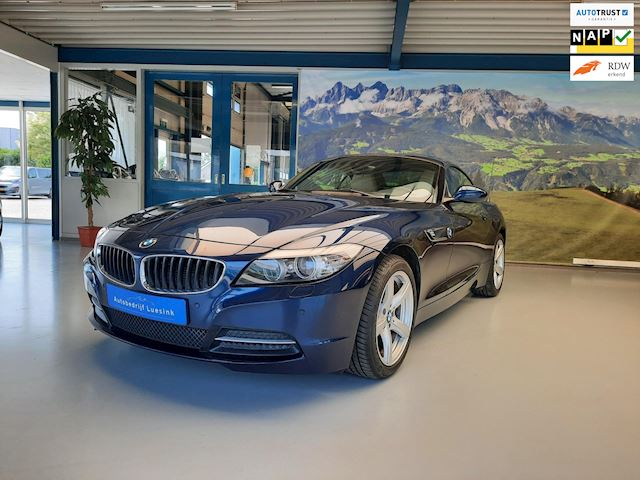 BMW Z4 Roadster SDrive23i Introduction Origineel Nederlands Cruise Control Navigatie Prof Bluetooth  Auto Airco PDC lichtpakket etc