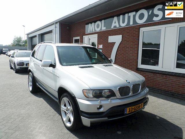 BMW X5 4.6is , M-Pakket , Youngtimer