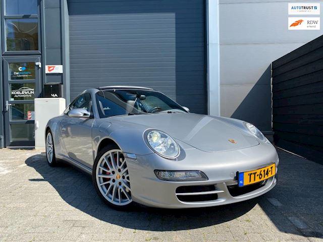 Porsche 911 3.8 Carrera 4S Targa