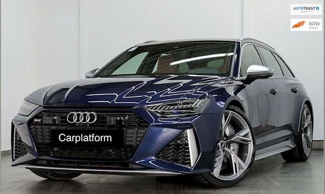 Audi A6 Avant occasion - Carplatform Automotive