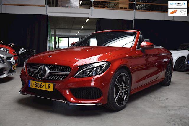 Mercedes-Benz C-klasse Cabrio 180 Premium Plus AMG