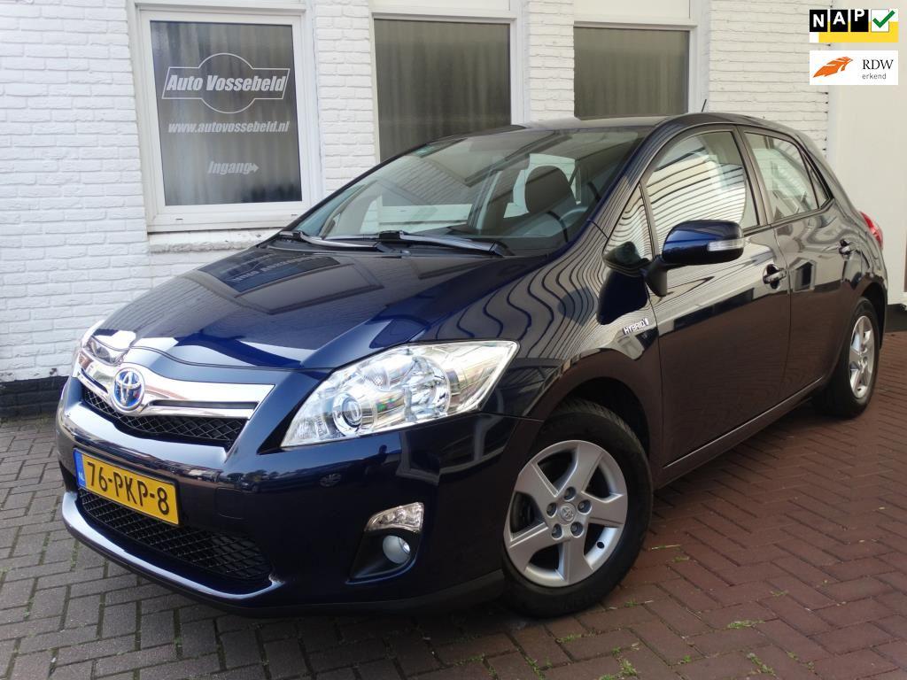 Toyota Auris occasion - Auto Vossebeld