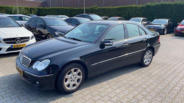 Mercedes-Benz C-klasse 200 CDI Elegance Aut Sedan Airco Navigatie