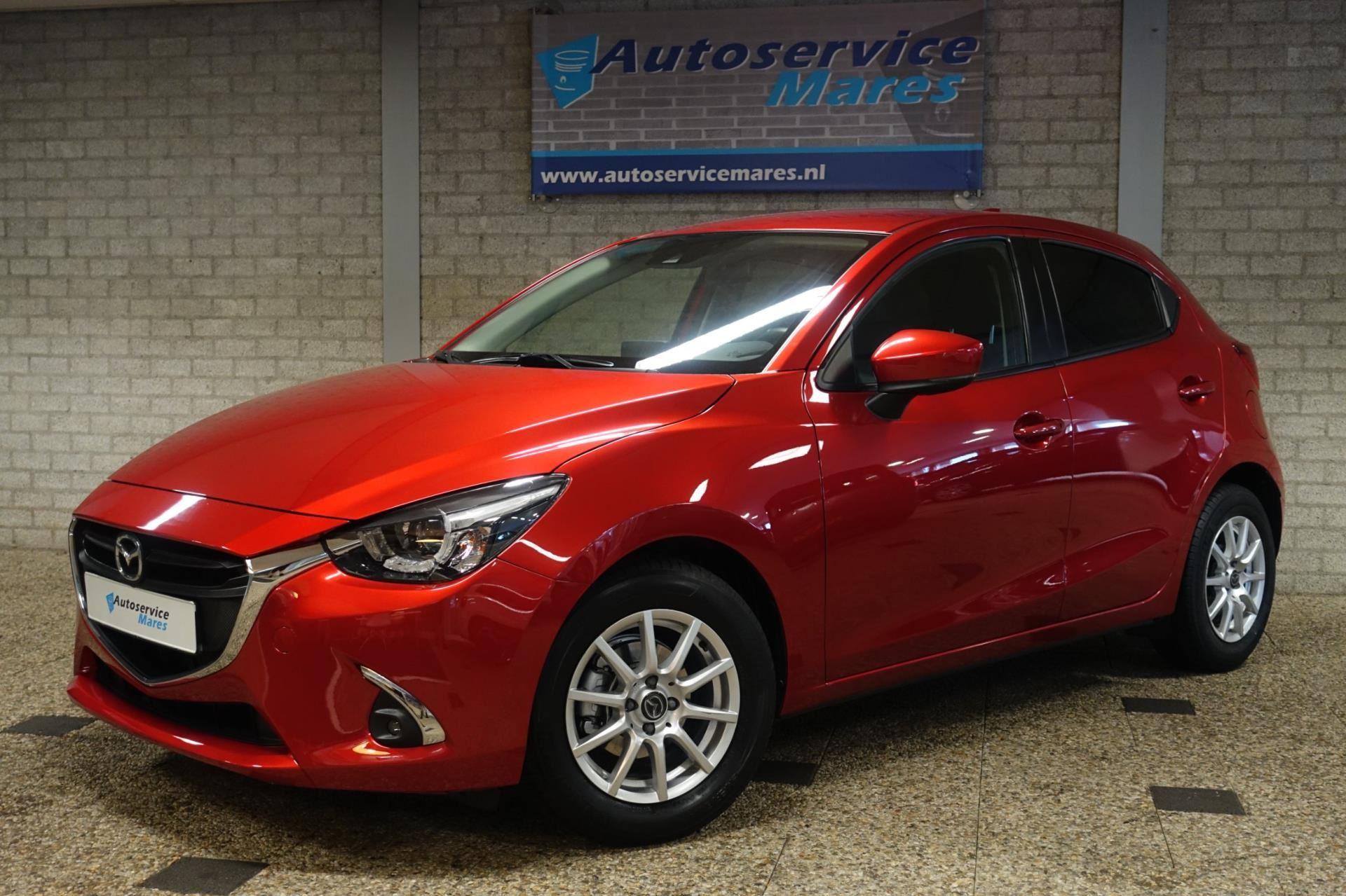 Mazda 2 occasion - Autoservice Mares