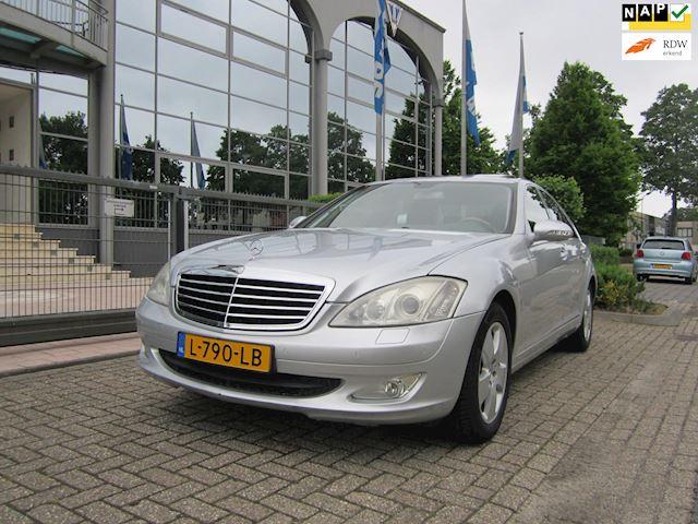 Mercedes-Benz S-klasse occasion - HG Auto's
