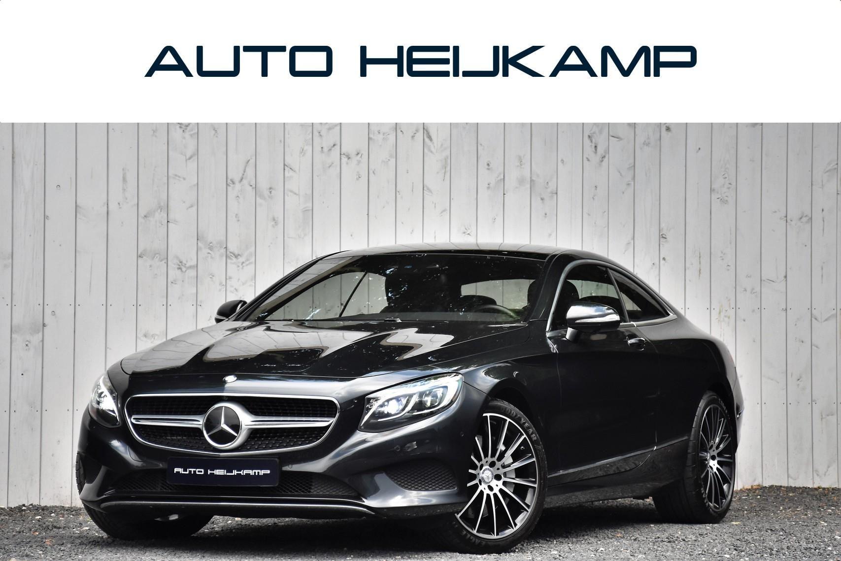 Mercedes-Benz S-klasse Coupé occasion - Auto Heijkamp